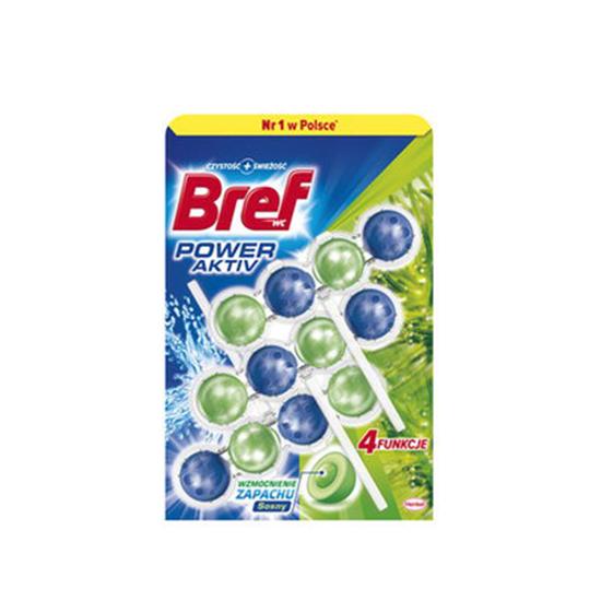 Bref power balls 3x50g