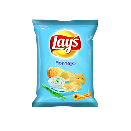 Lay's Chipsy Fromage 140g/80g