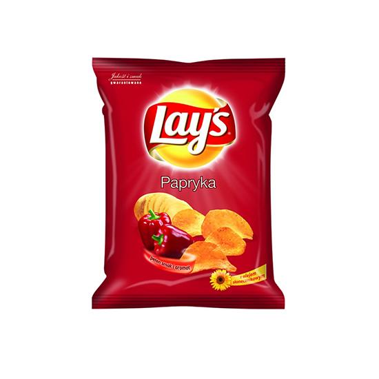 Lay's Chipsy Papryka 140g/80g
