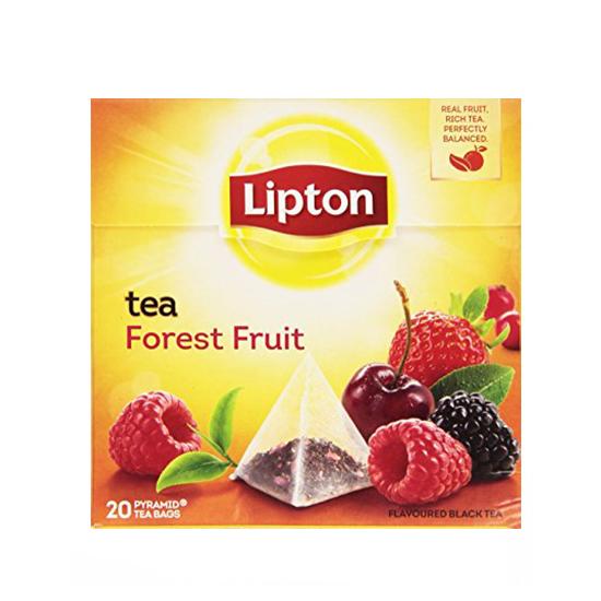 Lipton piramidki forest fruit