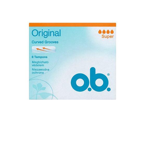 OB. Tampons 8