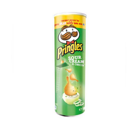 Pringles cream onion